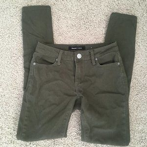 Bluenotes Army Green Jeans